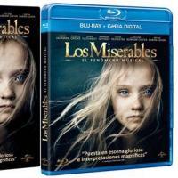'Los Miserables' sale a la venta en DVD y Blu-Ray
