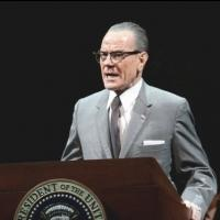 Photo Flash: First Look at Bryan Cranston in A.R.T.'s ALL THE WAY