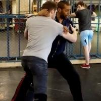VIDEO:  Watch West End's MISS SAIGON Choreograph Fight Scenes