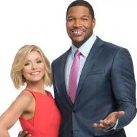 Scoop: LIVE WITH KELLY AND MICHAEL - Week of September 8, 2014