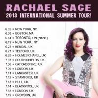 Rachael Sage Announces Additional Upcoming Tour Dates