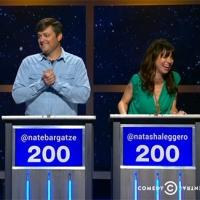 Maui Comedy Festival Comedians Marc Maron, Nate Bargatze, and Natasha Leggero Appear on @Midnight
