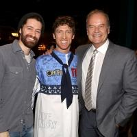 Exclusive Photo Coverage: Inside the FINDING NEVERLAND Gypsy Robe Ceremony!