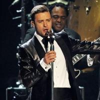 Justin Timberlake Performs on 2013 AMERICAN MUSIC AWARDS Tonight