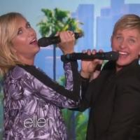 VIDEO: Ellen & Kristen Wiig Sing Worst 'Let It Go' Cover Ever!