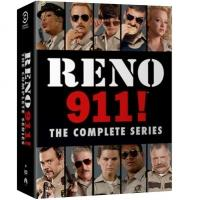 RENO 911! Complete Uncensored Series Released on DVD Today