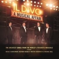 IL DIVO's A MUSICAL AFFAIR: THE GREATEST SONGS OF BROADWAY LIVE to Hit the Road in 2014
