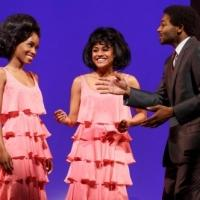 Photo Flash: Get Ready, 'Cause Here Comes MOTOWN- First Look at the Cast in Action!