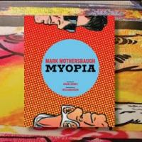 Mark Mothersbaugh to Present His Art Book, MYOPIA, at Strand, 3/19