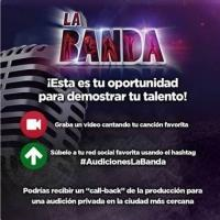 Simon Cowell & Ricky Martin's LA BANDA Opens Auditions Via Social Media