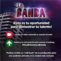 Simon Cowell & Ricky Martin's LA BANDA Opens Auditions Via Social Media