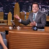 VIDEO: Blake Lively Tapes Up Jimmy in 'Say Anything' on TONIGHT
