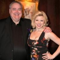 Photo Flash: Megan Hilty and More at 42nd Street Moon's WHAT WE DID FOR LOVE Gala
