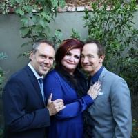 Photo Flash: Broadway's Jason Graae Weds Designer Glen Fretwell; Faith Prince Officiates!