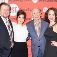 Photo Coverage: Second Stage's LIPS TOGETHER, TEETH APART Company Celebrates Opening Night!