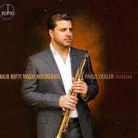 Julio Botti Celebrates Release of TANGO NOSTLAGIAS Tonight at Klavierhaus