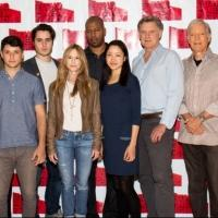 Photo Coverage: Company of New Group's STICKS AND BONES Meets the Press