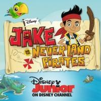 Disney Channel Airs Primetime Special JAKE AND THE NEVER LAND PIRATES: BATTLE FOR THE BOOK! Tonight