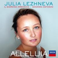 Julia Lezhneva Releases ALLELUIA