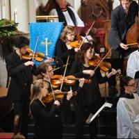 Rosenmuller's GLORIA and More Set for Bach Vespers in Concert at Holy Trinity, 2/15