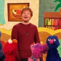 VIDEO: Watch Ed Sheeran Sing 'Two Different Worlds' on SESAME STREET