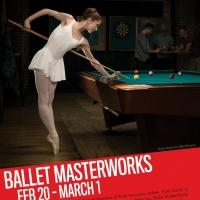 The Colorado Ballet Presents BALLET MASTERWORKS, 2/20-3/1