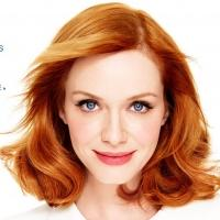 Christina Hendricks Goes Blonde as the Face of Nice'n Easy