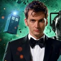 BBC & Fathom Events Celebrate DOCTOR WHO's David Tennant w/ Theatrical Screening