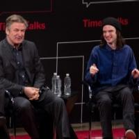 Watch ORPHANS' Alec Balwin, Tom Sturridge and Ben Foster at TIMES TALK