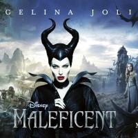 First Look - Angelina Jolie Featured in All-New Banner for MALEFICENT