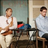 Photo Flash: First Look at International Studio Theater's STRAWBERRY & CHOCOLATE Off-Broadway
