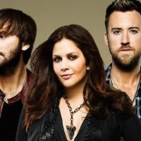 Lady Antebellum Performs on LIVE ON LETTERMAN Concert Webcast Tonight
