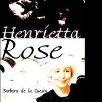 Barbara de la Cuesta Releases HENRIETTA ROSE