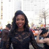 Brandy Norwood & Cast of CHICAGO Perform 'Roxie' on 'Today'