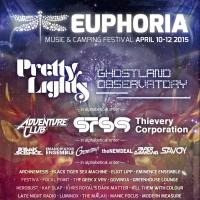 Austin's Euphoria Music Festival Set for This Weekend
