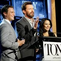Hugh Jackman on Hosting TONYS: 'Like the Olympics for An Athlete'