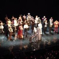 STAGE TUBE: Farewell Speech at Hugh Panaro's Last PHANTOM OF THE OPERA