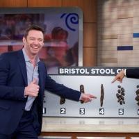 BWW TV: Sneak Peek - Hugh Jackman Talks Skin Cancer Diagnosis & More on DR OZ 1000th Show