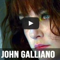 VIDEO: John Galliano Spring/Summer 2015 FIRST LOOK at Paris Fashion Week