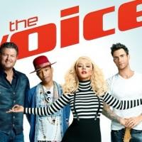 NBC' THE VOICE is #1 Non-Sports Telecast of Monday Night