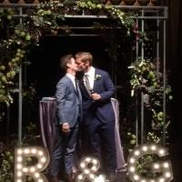 Tony Nominee Rory O'Malley & Gerold Schroeder Tie the Knot!