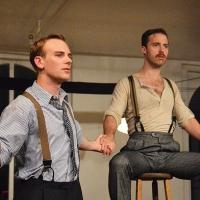 BWW Reviews: THE IMPORTANCE OF BEING ERNEST HEMINGWAY - Your Son Also Rises