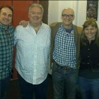 Photo Flash: PARKS AND REC's Jim O'Heir Visits TACT's ABUNDANCE Off-Broadway