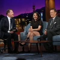 Strong Ratings for Premiere Week of CBS's LATE LATE SHOW WITH JAMES CORDEN