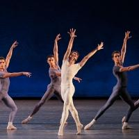 BWW Reviews: NEW YORK CITY BALLET Delights With a Varied Robbins Triple Bill