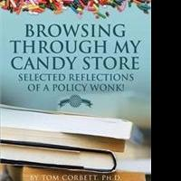 Tom Corbett Releases BROWSING THROUGH MY CANDY STORE