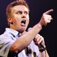 Brian Regan Performs Tonight at Grand Theater at Foxwoods