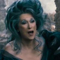 VIDEO: Watch Disney's INTO THE WOODS Blu-ray Trailer with Meryl Streep's Deleted Song 'She'll Be Back'