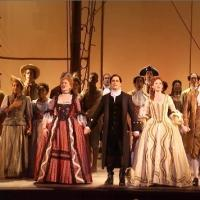 BWW TV: First Look at Josh Young, Erin Mackey and More in Highlights of the World Premiere of AMAZING GRACE in Chicago