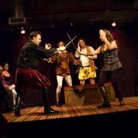 SHOTSPEARE Brings Booze-Filled ROMEO AND JULIET to The Slipper Room, Now thru 8/21